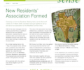 WCRA Newsletter | Issue 1 | May 2009