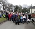 Moor Lane Access Protest |17 Feb 09