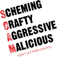 Scam Warning – Free Crime Prevention Check