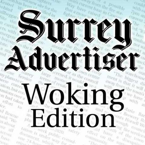 Surrey Advertiser: Westfield Common gets facelift